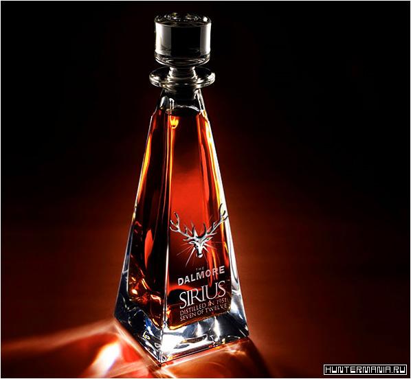 Дорогой шотландский алкоголь - Виски Dalmore Sirius