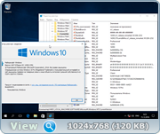 Windows 10 6in1 v1607 x64 10.0.14393.576 by fly_indiz (2016.12.14) [Ru]
