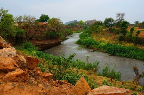 Kend river