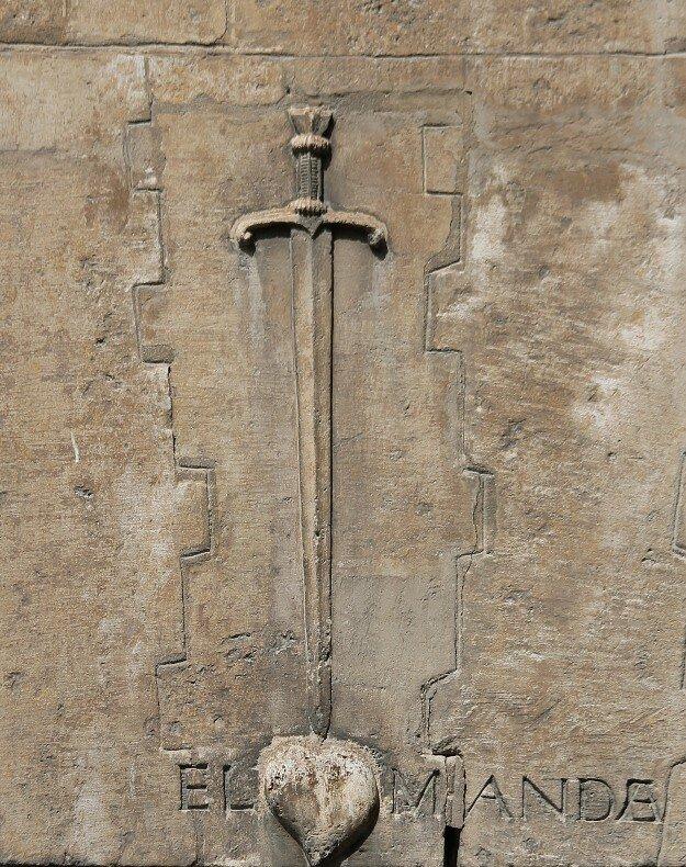 Гранада. Каса-де-лос-Тирос (Casa de los Tiros)