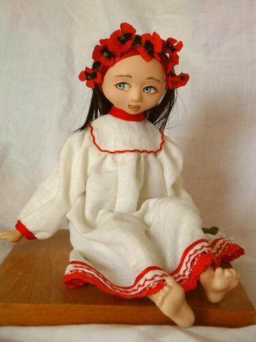 Ольга Петровна Соболева (Моржова) (род. в 1963 году). Кукла.