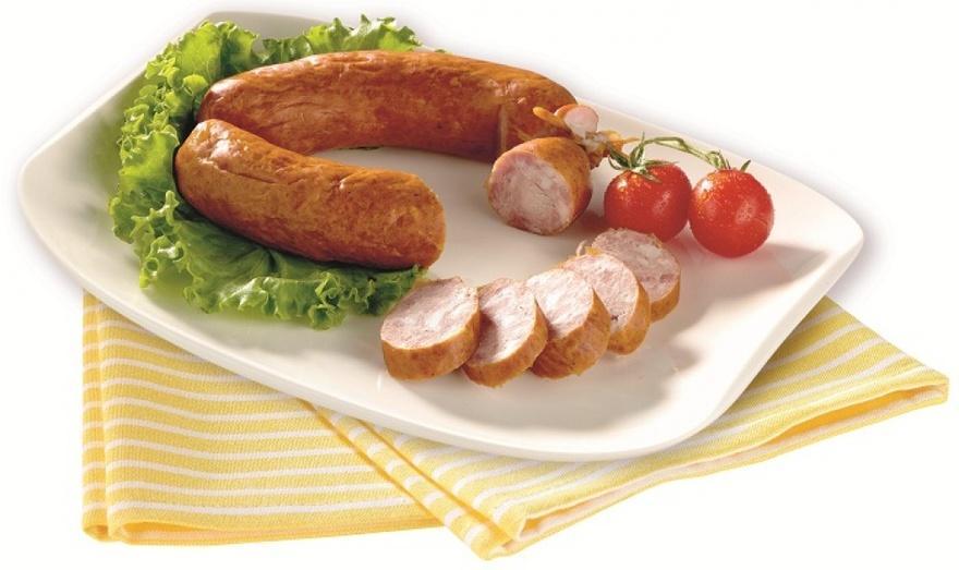 27. Словения В Словении очень популярна краньская колбаска, которую готовят из свинины, воды, соли и