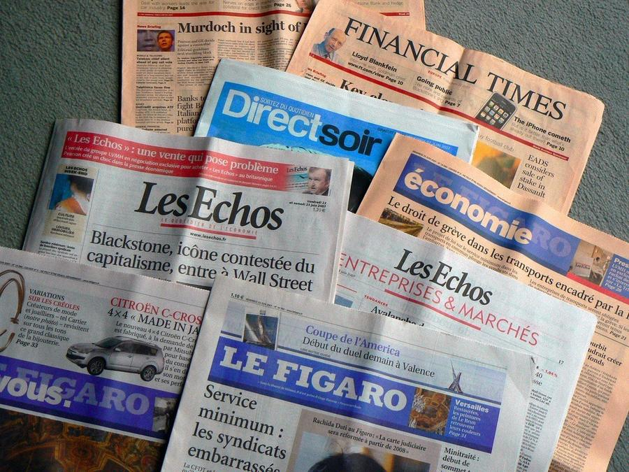21. 540 миллионов газет.