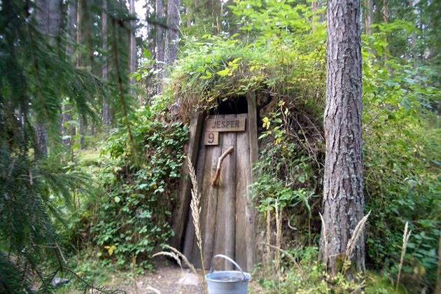 «Проведите несколько расслабляющих дней в лесу. Посидите у костра ночью. Познакомьтесь с людьми из р