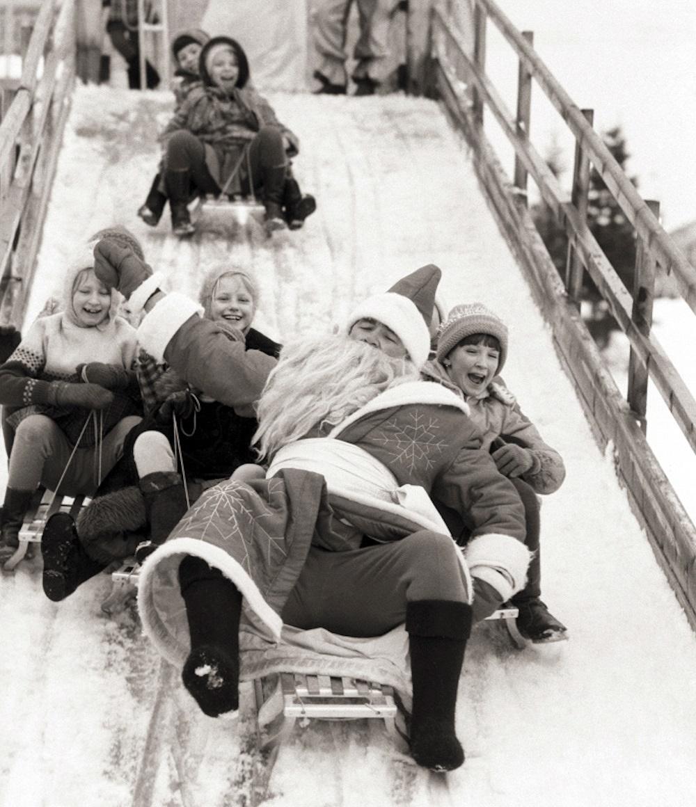 Москва, 1984 год.