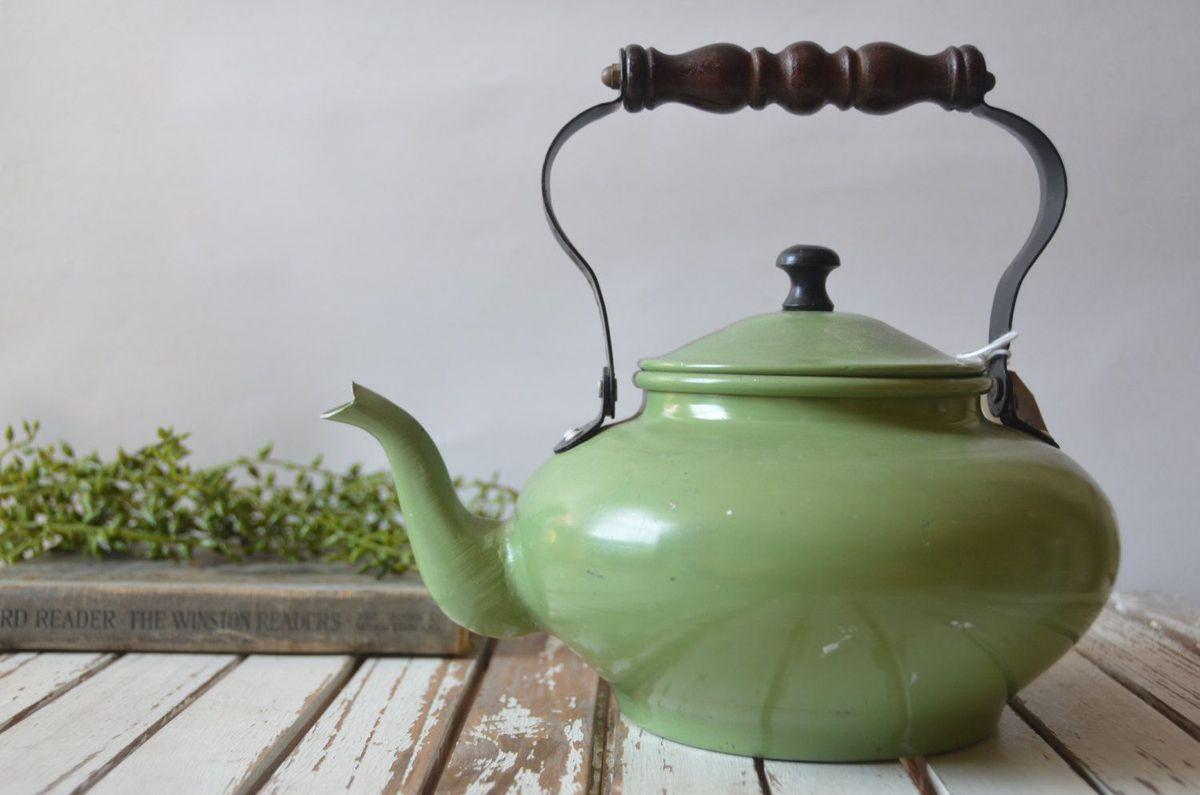 19. Заварочный чайник .