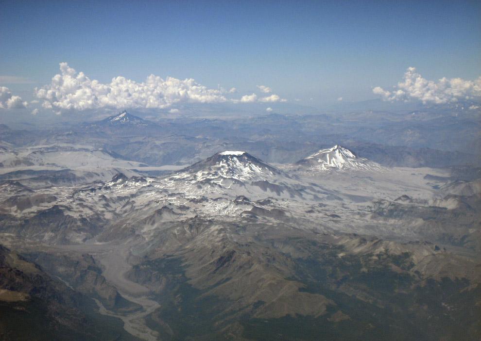 Этот «холм» спровоцировал одно из самых мощных извержений прошлого века. В 1932 году во время е