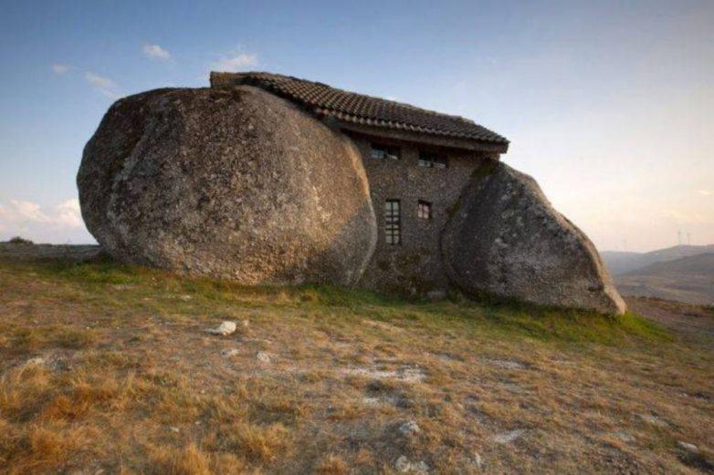 5. Каменный дом, Фафи, Португалия