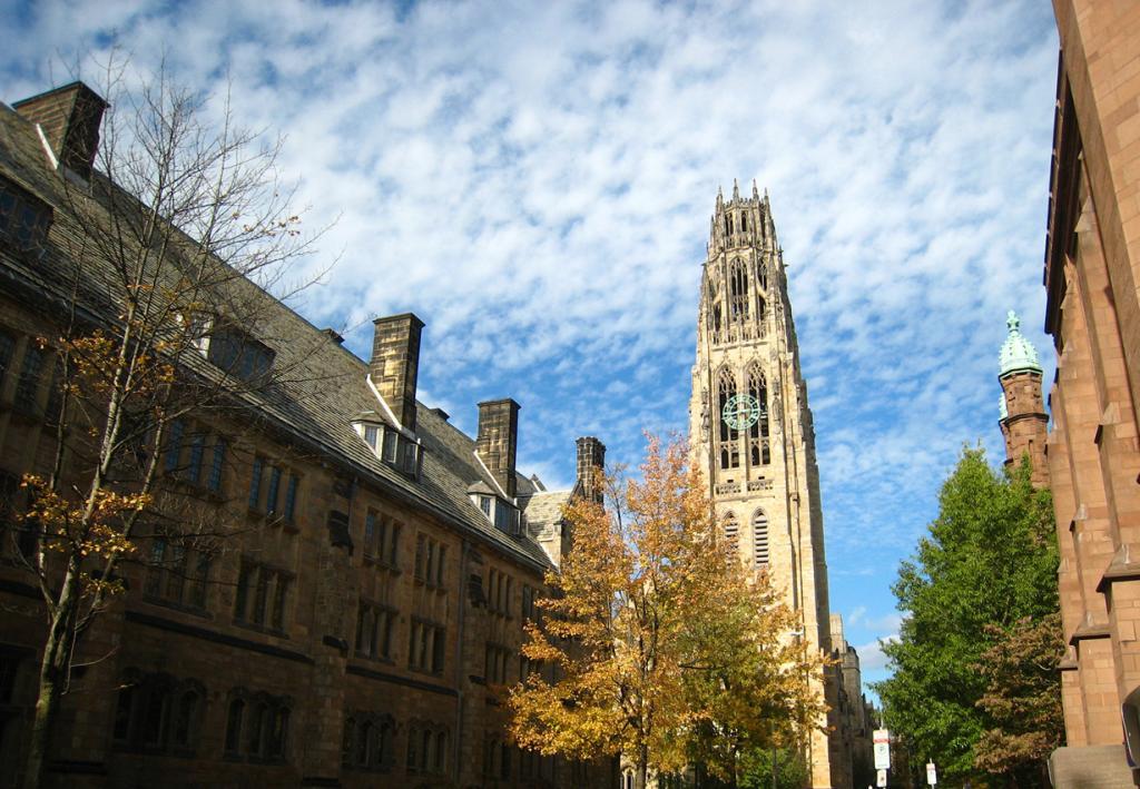 США. Коннектикут. Йельский университет. (brinstar) 9 место