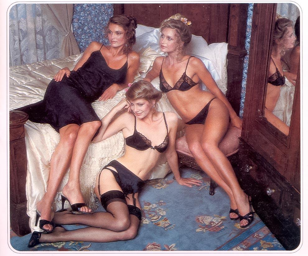 Каталог Victoria's Secret 1979 года