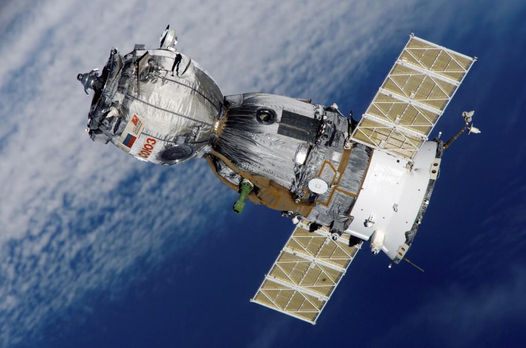 Пилотируемый космический корабль Союз-ТМА (NASA)