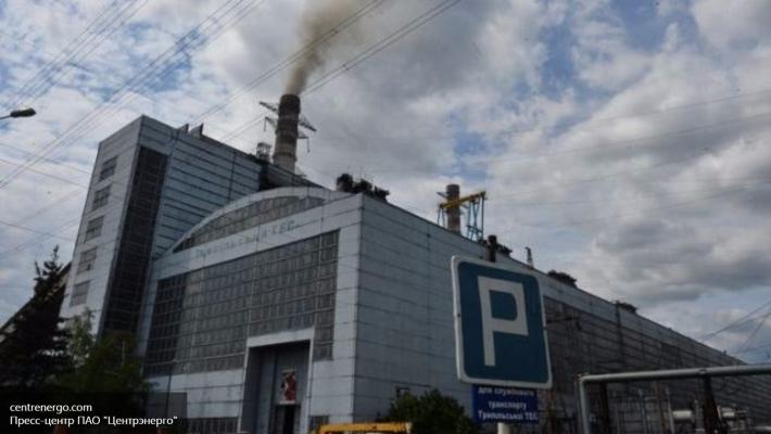Под Киевом произошел взрыв резервуаров скислородом наТС