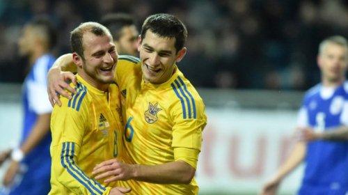 «Нужно играть сильнее»: Порошенко прокомментировал проигрыш сборной Украинского государства