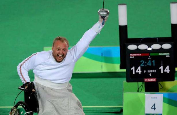 Белорусы завоевали наПаралимпиаде-2016 еще два золота