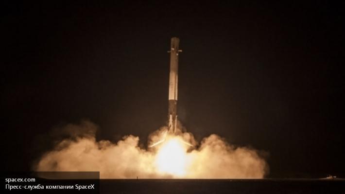 Взрыв ракеты Falcon неповлиял нарасписание полетов NASA
