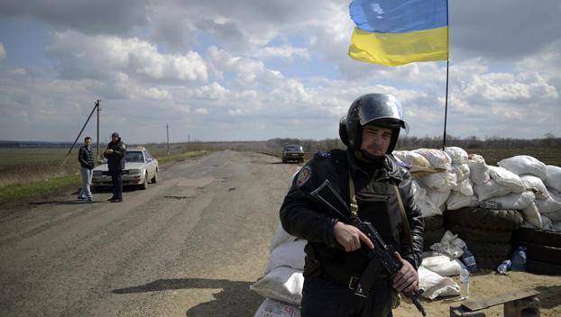 Террористы снова обстреляли направление контрольного поста «Марьинка»