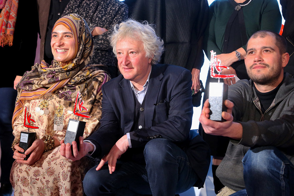 Дагестанская художница Таус Махачева стала лауреатом Xпремии Кандинского
