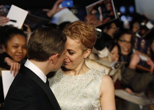 Звезда «Шерлока» Мартин Фриман разводится с супругой