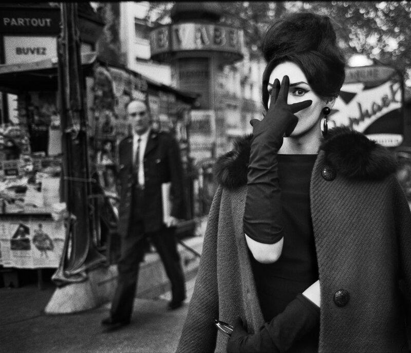 NANA; Place Blanche; Paris 1961