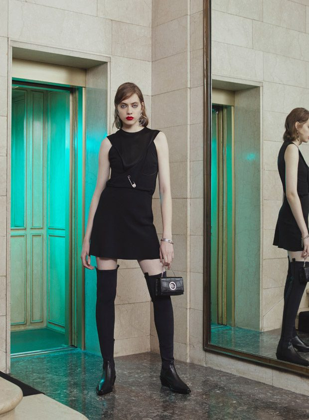 Versus Versace Pre-Fall 2017 Collection