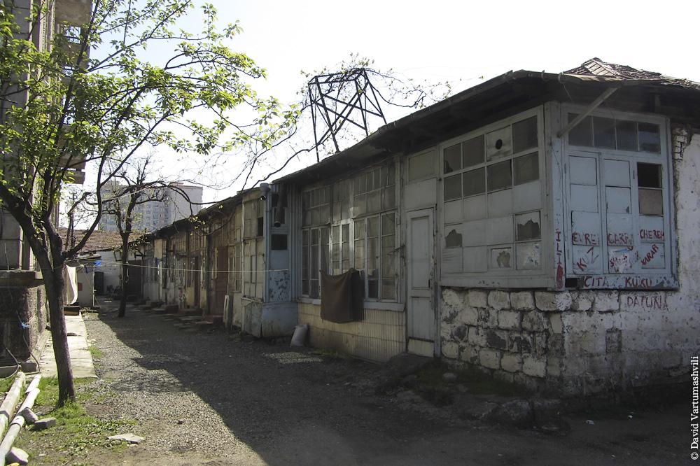Батуми, возле Археологического музея