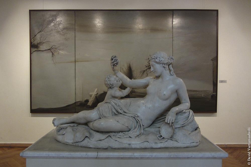 Батуми, музей изобразительных искусств Аджарии