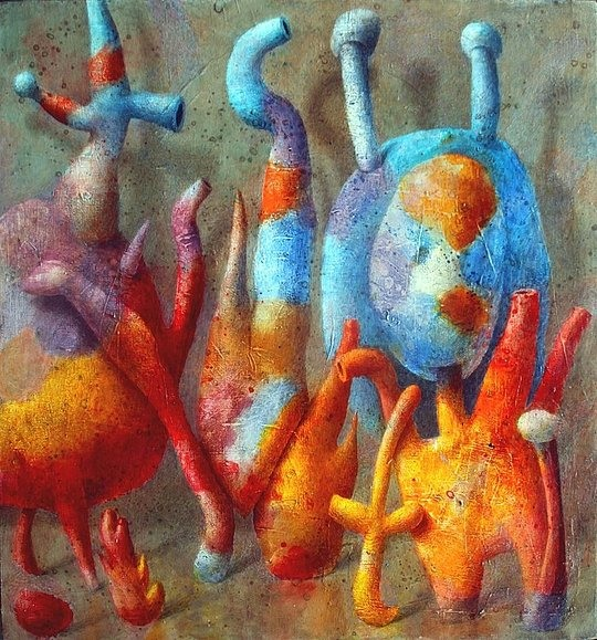 Traditional Paintings by kooookooookooookoooo