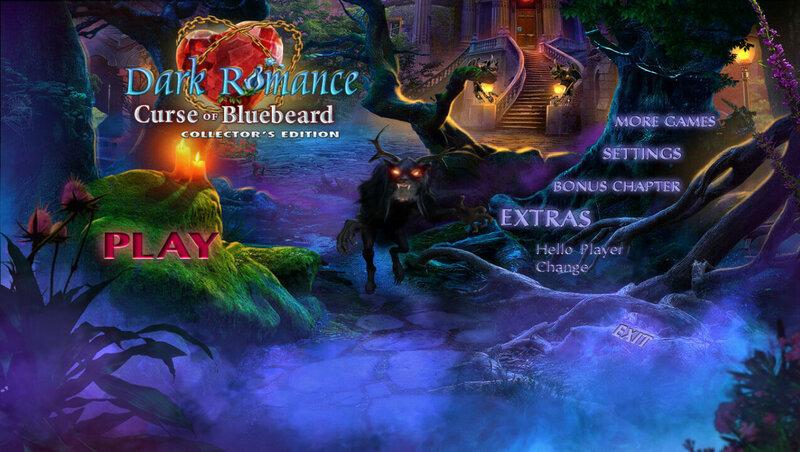 Dark Romance: Curse of Bluebeard CE