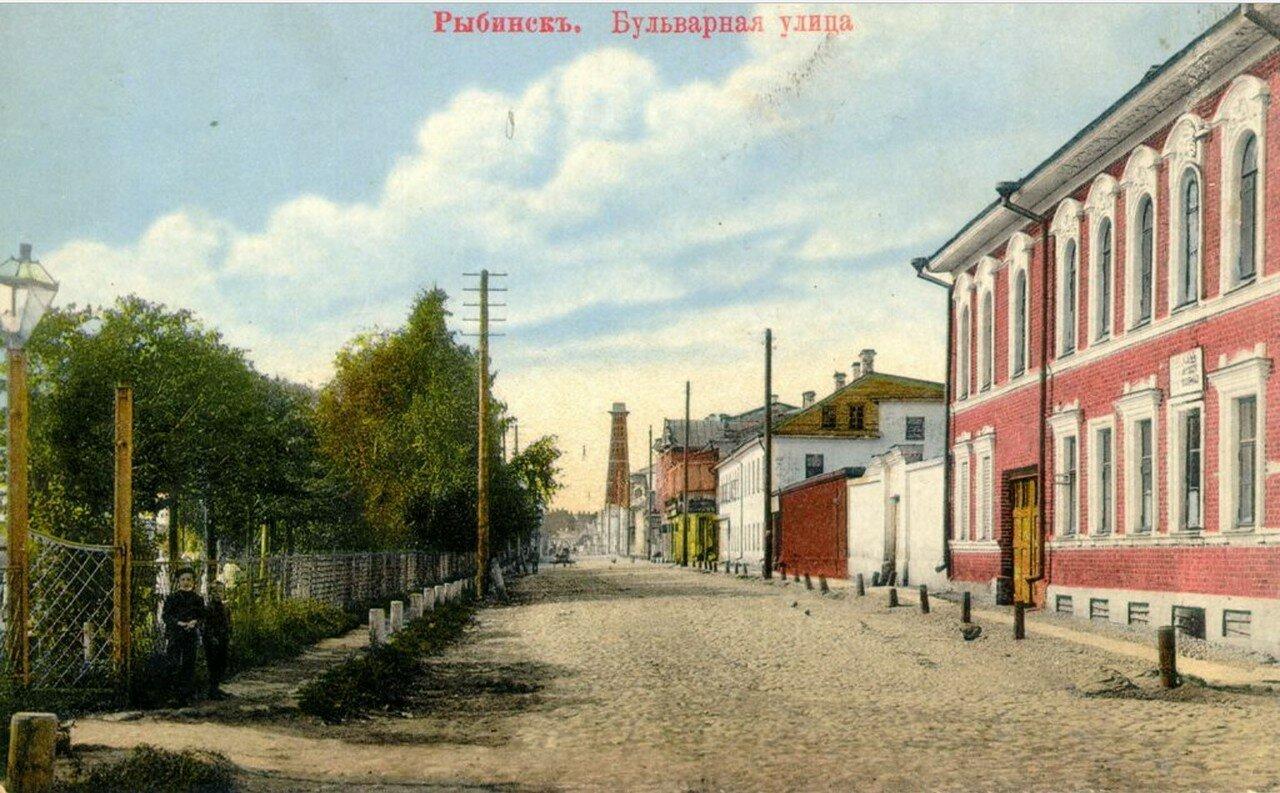 Бульварная улица