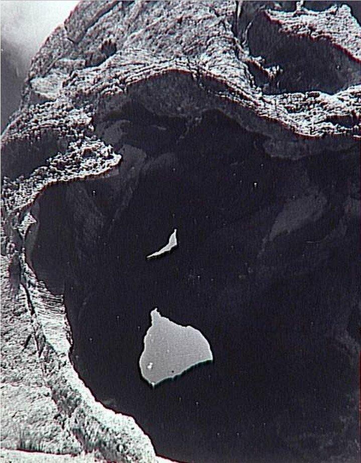 1937. Пещеры Падирака