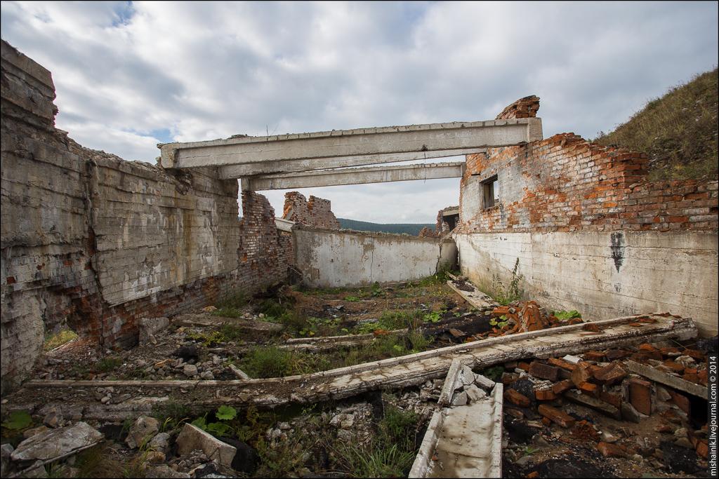 Шахта «Усьва-3» Кизеловский угольный бассейн