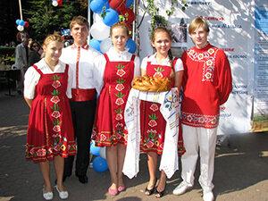 В Кишиневе прошел  этнокультурный фестиваль
