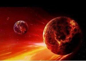 70 тысяч лет назад у Земли было два солнца