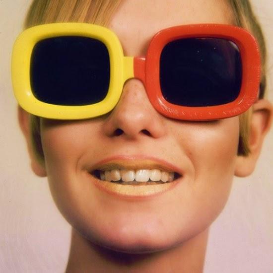 Необычные очки из прошлого