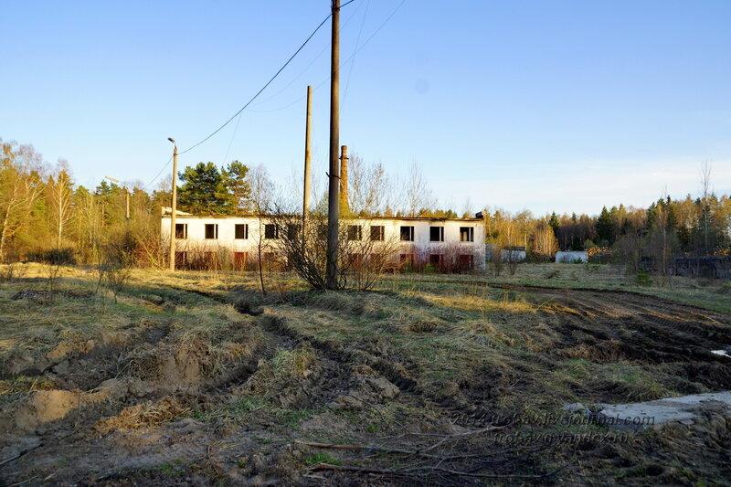 Котельная, Разграбленный пансионат Голубое озеро, Одинцовский р-н