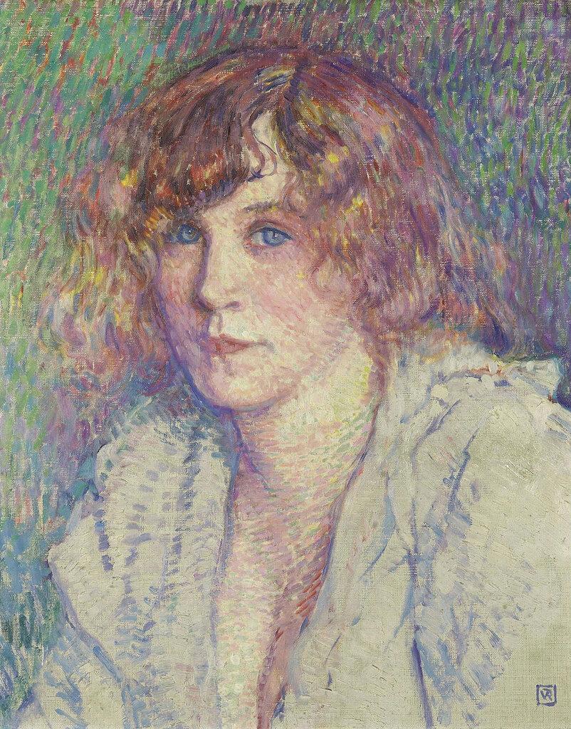 Theo van Rysselberghe - Miss Gertrude.jpeg