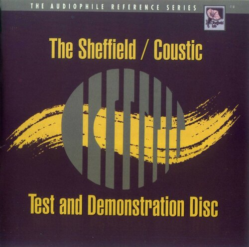 The Sheffield / Coustic - Test and Demonstration Disc (1994) FLAC