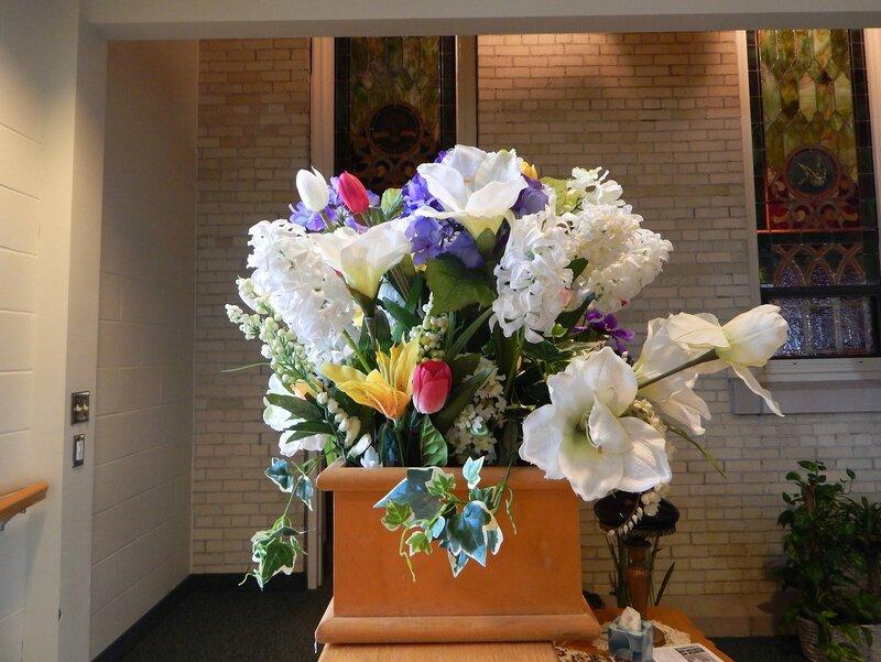 Easter Sunday Mass.