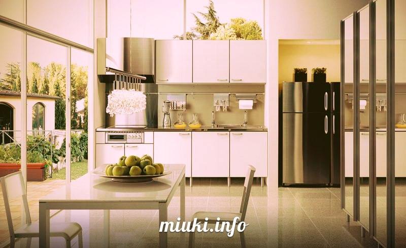 Кухни в японском стиле дизайн
