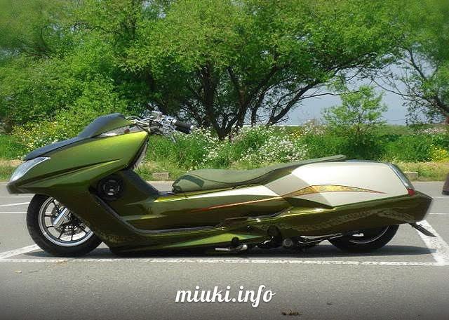 Тюнинг скутеров по-японски в фотографиях и как выбрать японский скутер (фирмы, модели, сравнения)