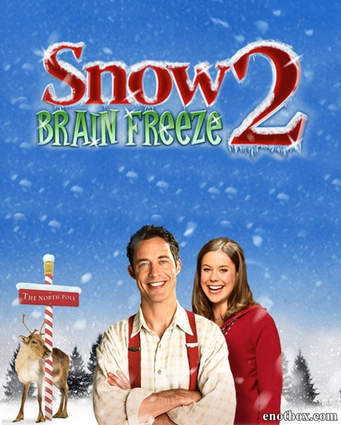 Снег 2: Заморозка мозгов / Snow 2: Brain Freeze (2008/DVDRip)