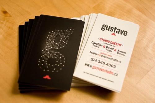 Бизнес визитки - 100 лучших