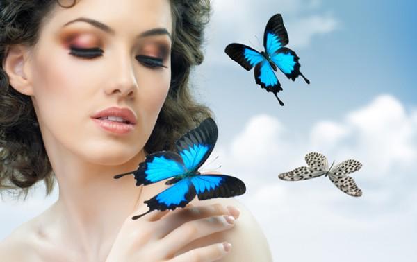 Секс бабочка венеры