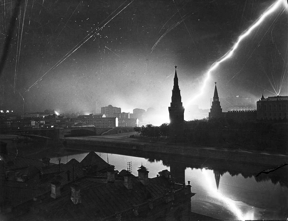 Москва в 1941 году
