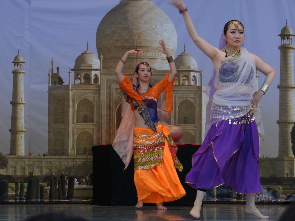 Фестиваль Индии в Токио