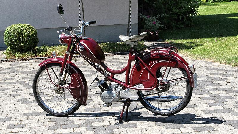 Выставка мотоциклов Miele