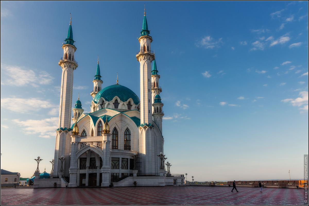 Мечеть кул шариф в казани фото