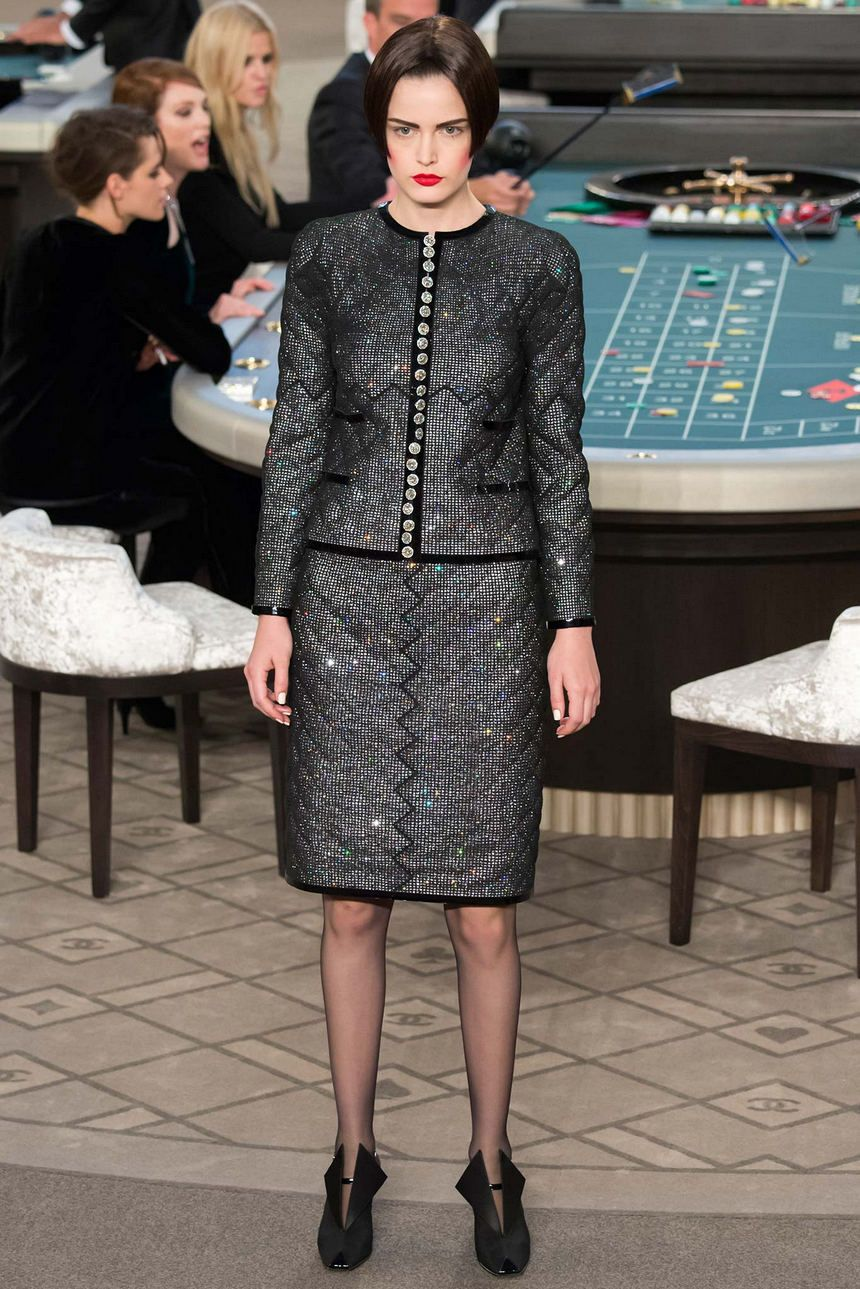 Chanel. Haute couture осень-зима 2015/2016