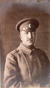 Начальник штаба Генерального штаба генерал-майор Беляев.