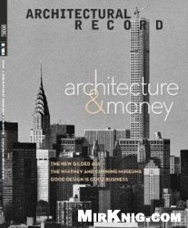 Журнал Architectural Record - May 2015